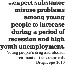 Drugscope quote